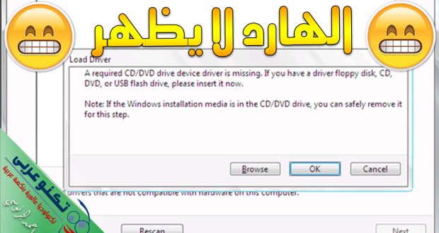 A required CD-DVD error