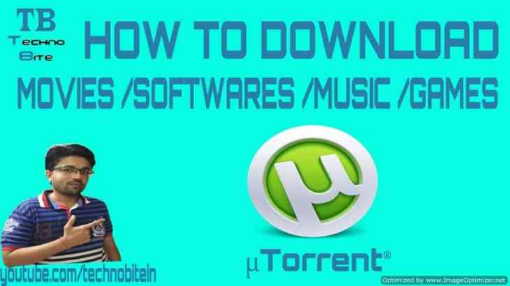 download free movies using utorrent - techno bite