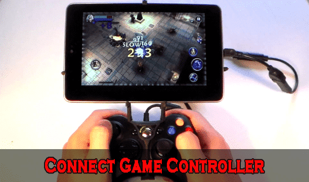 Top 10 Uses of USB OTG - Connect XBox USB Game Controller