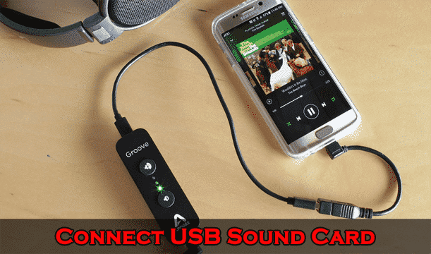 Top 10 Uses of USB OTG Cable - Connect USB Sound Card
