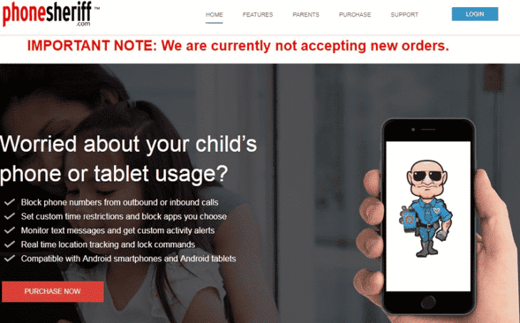 PhoneSheriff - The Best Spy App To Monitor and Control Your Child's Smartphone Activities