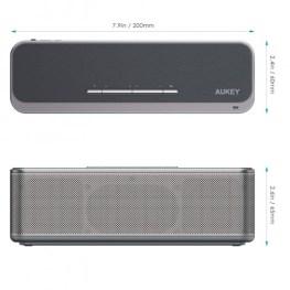 Dimensioni cassa Bluetooth