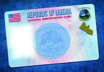 Liberia-card