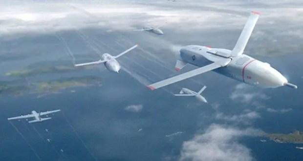 gremlin drones