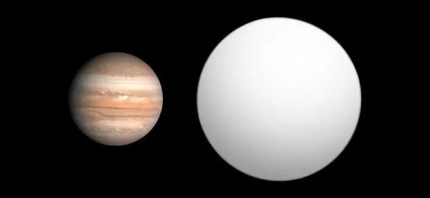 WASP 17b exoplanet