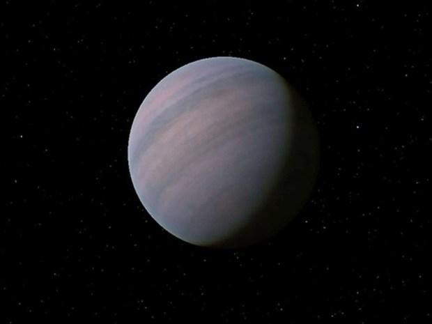 Gliese581c super earth