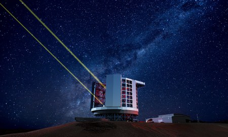Giant Magellan Telescope (GMT) - Futuristic telescopes