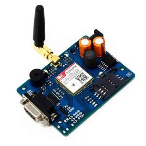 SIM800A-Quad-Band-GSMGPRS-Module - Shield for Arduino