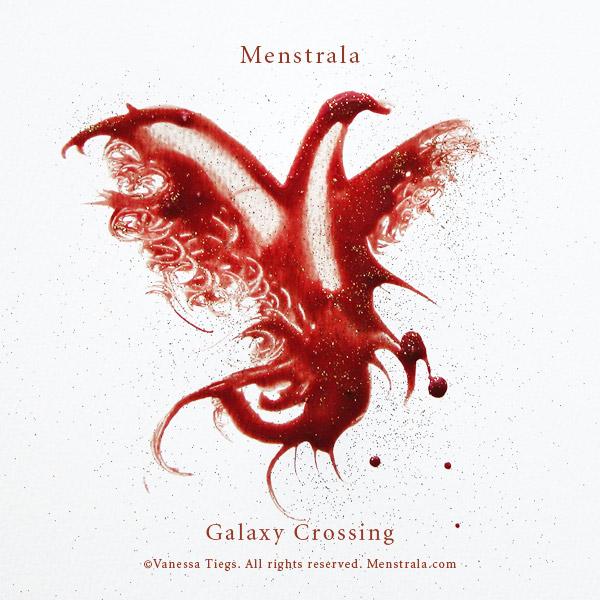 Galaxy Crossing by Vanessa Tiegs