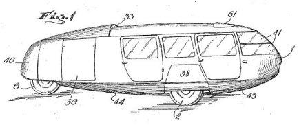 dymaxion car patent