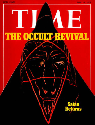time magazine satan occult revival