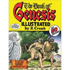 r crumb illustrated genesis