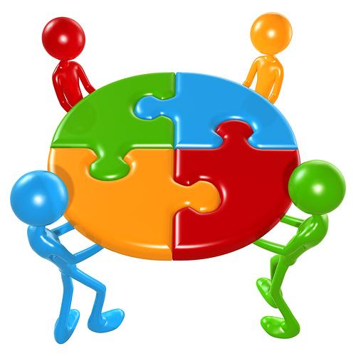 team work puzzle