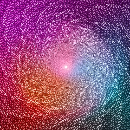 Psychedelic Skittles by Chris Halderman