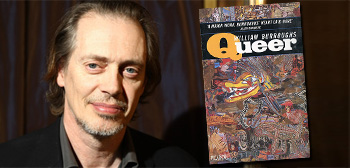 Steve Buscemi / Queer by William S. Burroughs