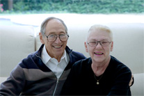 Alvin and Heidi Toffler