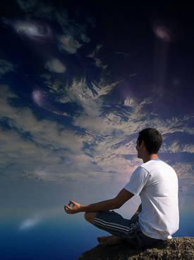 Meditation by oddsock