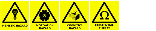 Warning: Cognitive Hazard
