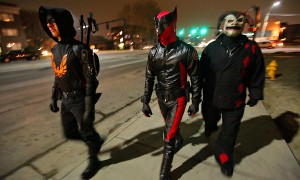 Salt Lake's Red Voltage and other Real-Life Super Heroes