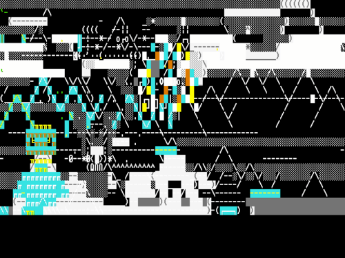 chipflip glitch art