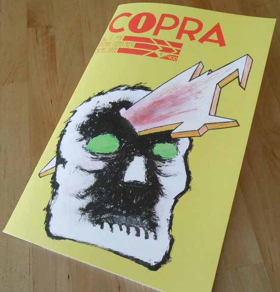 COPRA issue 1