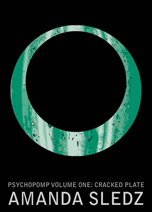 Cover of the book Psychopomp by Amanda Sledz