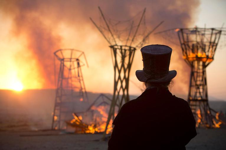 Midburn Festival, Israeli Burning Man style event