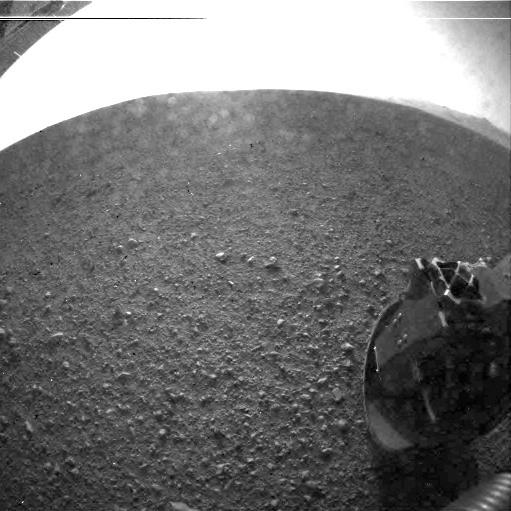 Early Curiosity photo