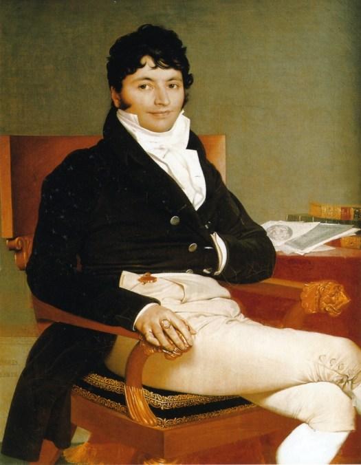 Portrait of Monsieur Rivière-1805