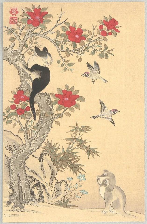 Itō Jakuchū (1716-1800) - Surfingbird