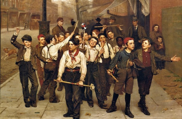 John George Brown - The Gang