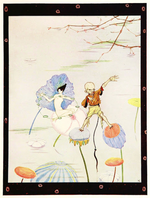 Harry Clarke - The Year's at the Spring 13 - 1920