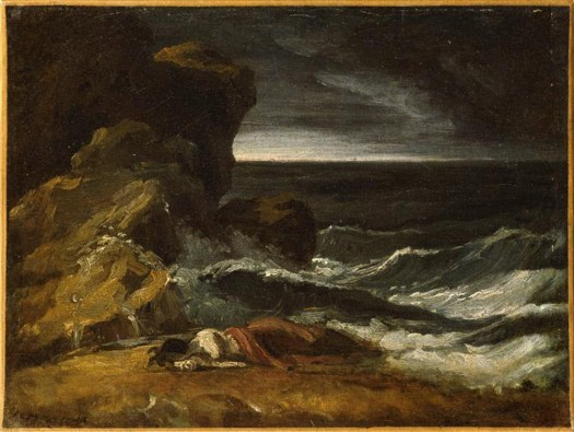 Theodore Gericault - Shipwreck - unknown