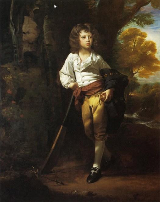 John Singleton Copley - Richard Heber - 1782