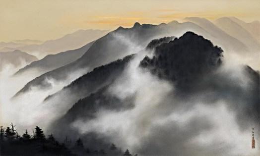 Yokoyama Taikan - Mountains