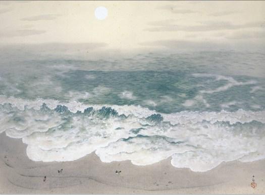 Yokoyama Taikan - Seashore
