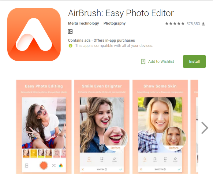 Top 5 Photo Editor For Android