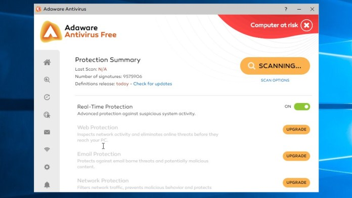 Lightweight Antivirus 2018