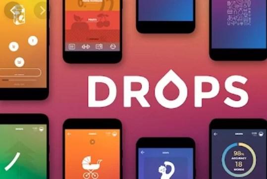 مزايا تطبيق Drops افضل تطبيق لتعلم الانجليزية تطبيقات اندرويد تطبيقات تعليمية