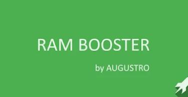 مزايا تطبيق RAM Game Booster لتسريع الاندرويد و العابة تطبيقات اندرويد تطبيقات مساعدة