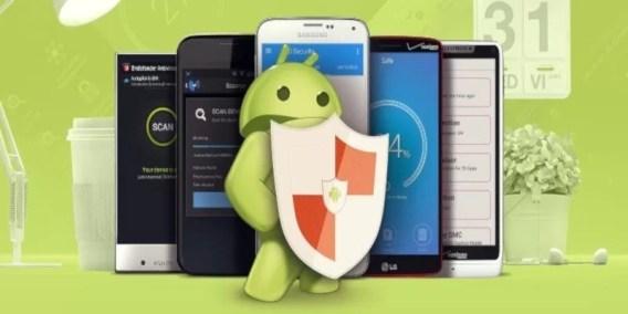 15 - برنامج انتي فيروس للاندرويد Antivirus Android