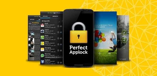 تحميل برنامج قفل الملفات Perfect App Lock للاندرويد تطبيقات اندرويد تطبيقات مساعدة