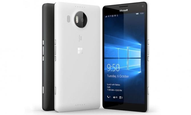 Microsoft представила новые смартфоны Lumia 950 и Lumia 950 XL