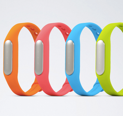 The Xiaomi Bristband by Huami