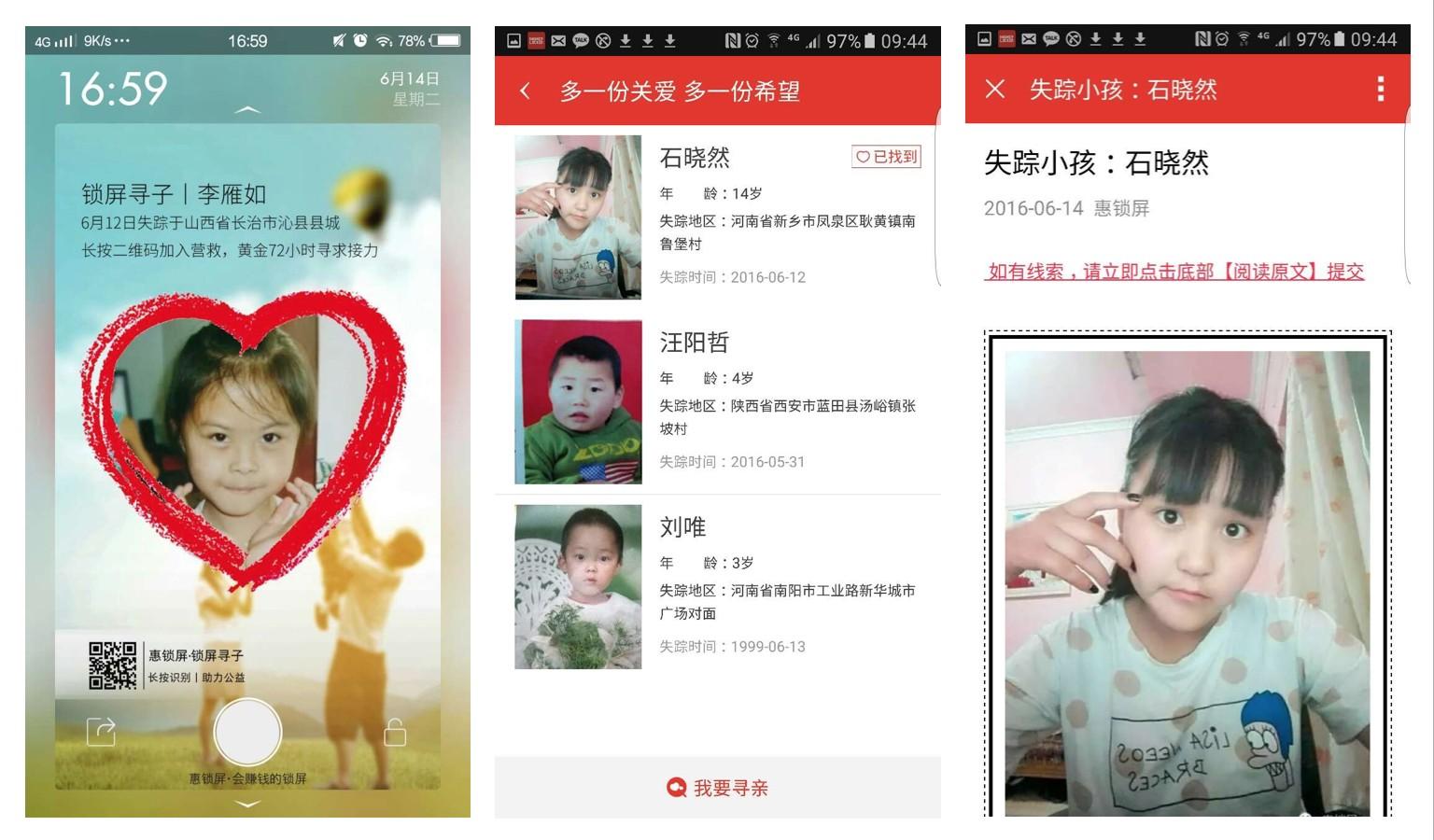 This Advertising Startup Found Three Missing Children in