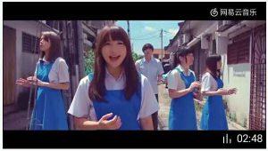A short video shared on NetEase Cloud Music