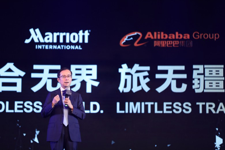 Daniel Zhang, Chief Executive Officer of Alibaba Group (Image Credit: Alibaba)
