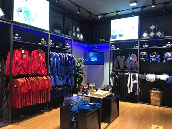 Suning's BIU store (Image Credit: The Paper)