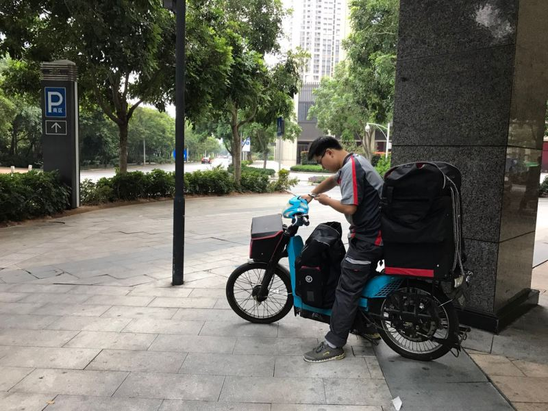 courier sf