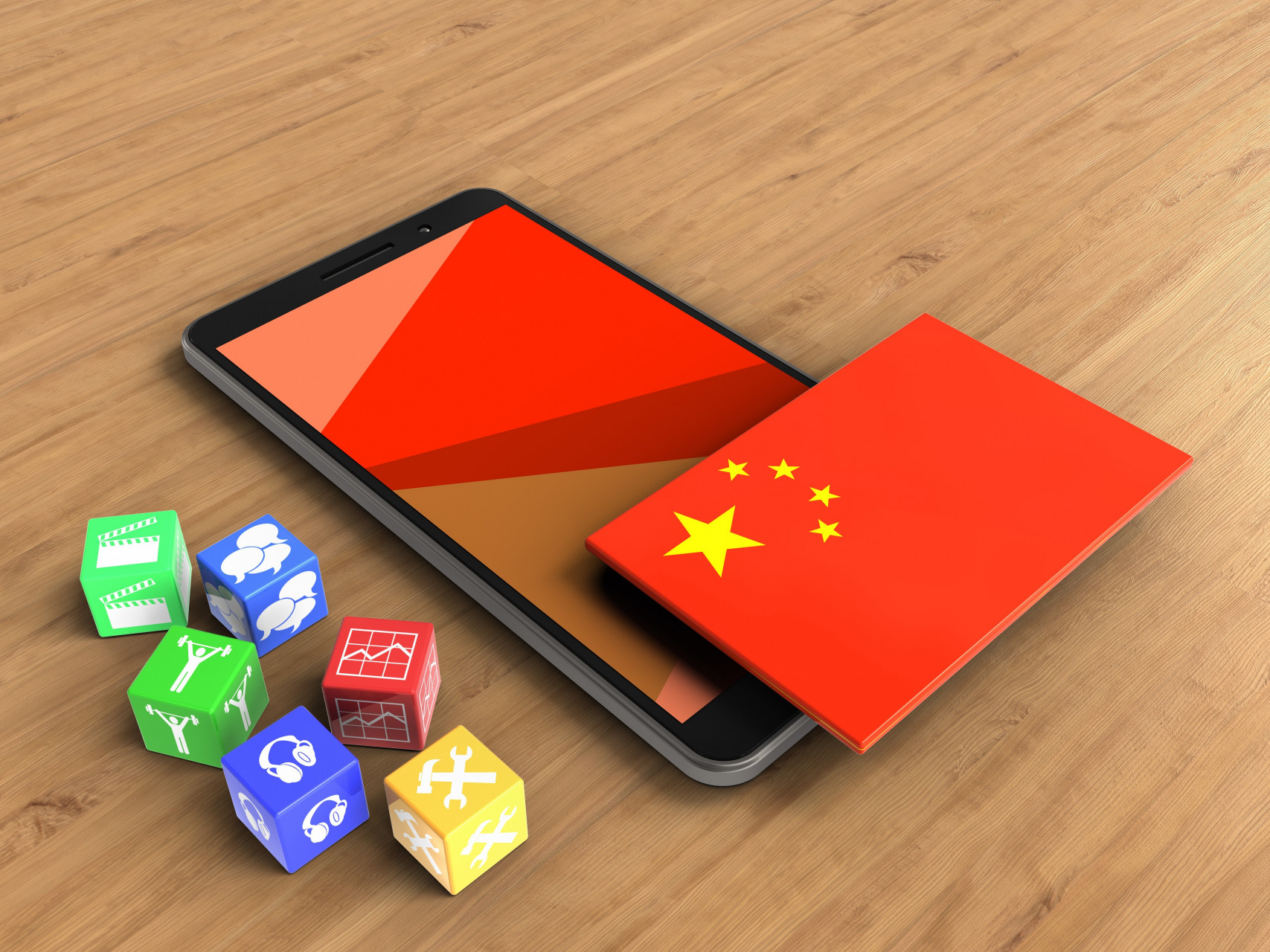 c89793e6 China's top 1000 apps reveal latest trends in mobile · TechNode